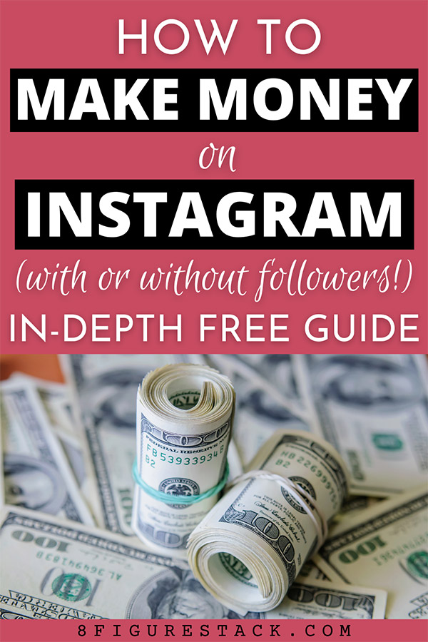 How To Make Money On Instagram Free Tutorial